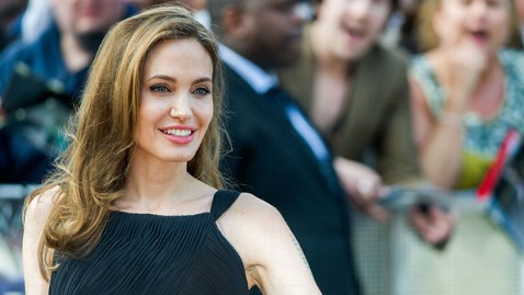 People: Angelina Pays Tribute to Daniel Pearl Family