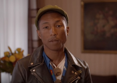 Pharrell Williams for ILO: Green Jobs